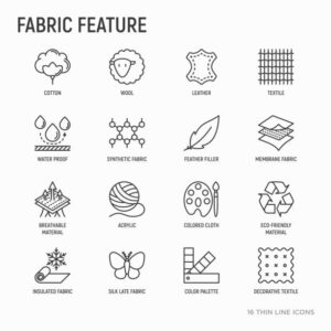 What is Difference between Textile and Fabric?