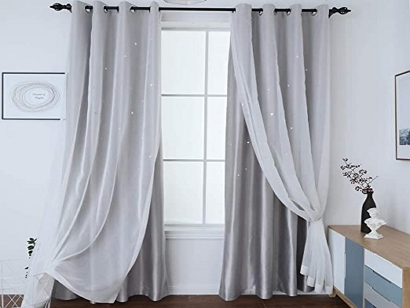 Curtains - Shower Curtains
